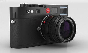 Photo camera 3D models